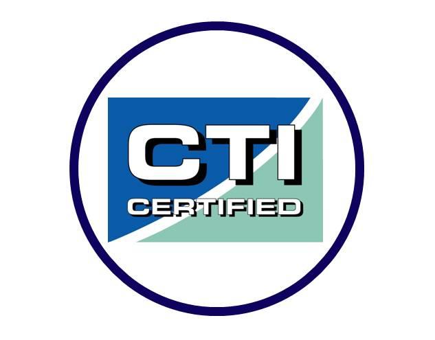 通过美国CTI性能认证保障